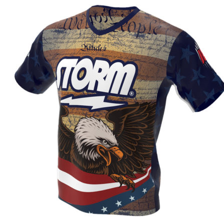 Jersey Alley - 1776 - Storm Jersey - Front