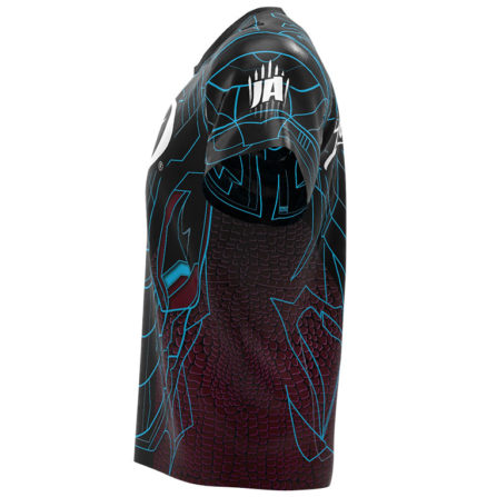 Storm Bowling Jersey - Bionic Fusion - Red 3