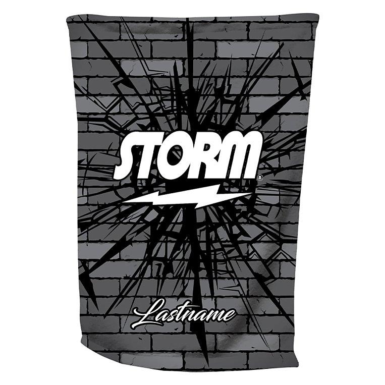 Break The Brickyard - Storm Bowling Towel