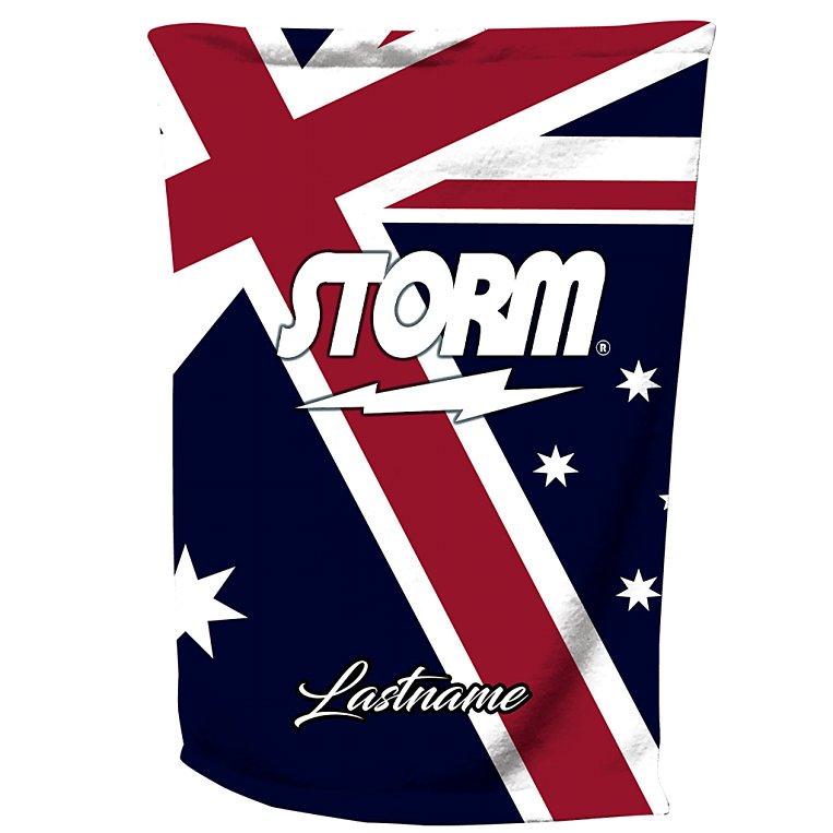 Down Under (Australian Flag) - Storm Bowling Towel