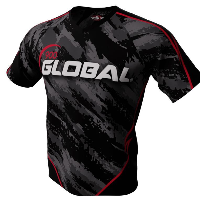 Final Vortex - 900 Global Bowling Jersey