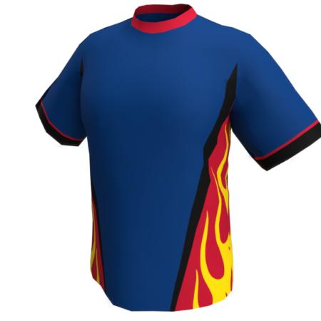 Fire Starter - Custom Bowling Jersey