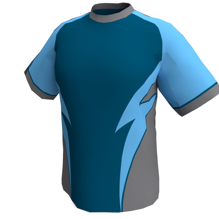 Ice Cold - Custom Bowling Jersey