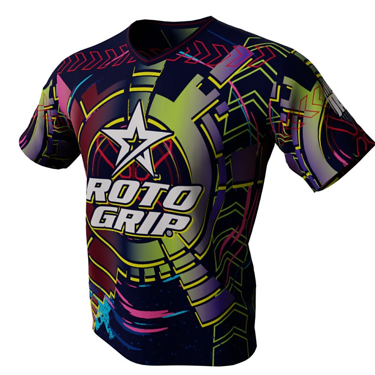 The Cosmos - Roto Grip Bowling Jersey