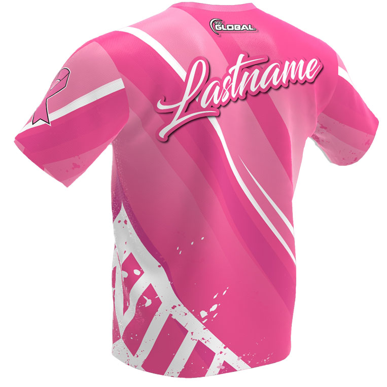 Pink Breast Cancer Awareness Jersey - 900 Global