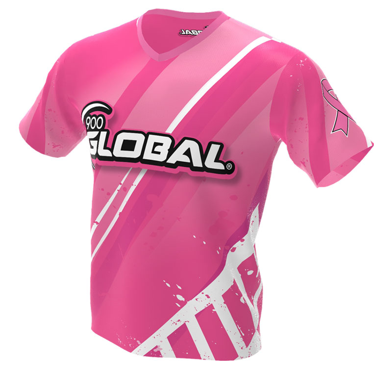 Breast Cancer Awareness Jersey - 900 Global - Front
