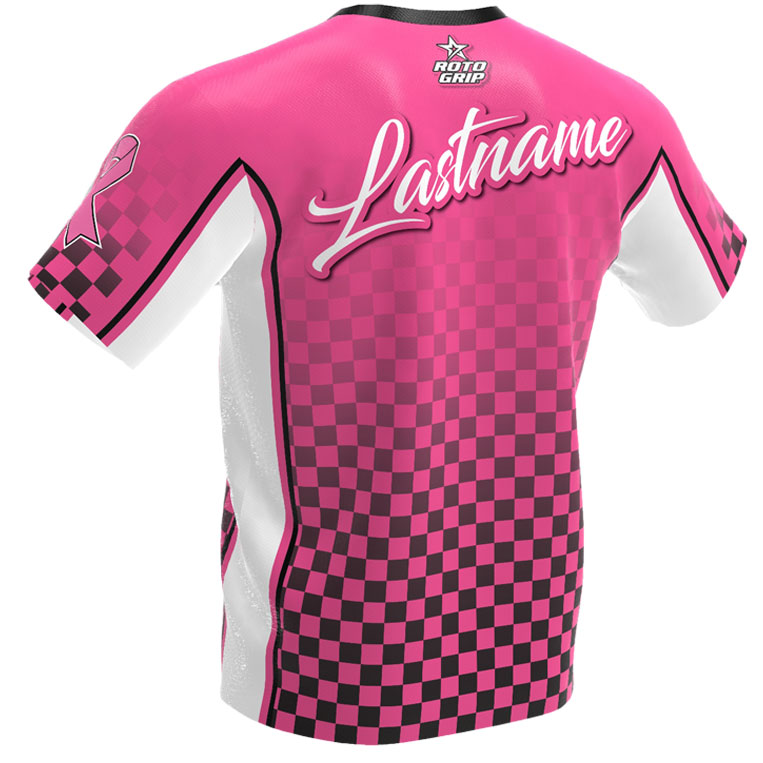 Breast Cancer Awareness Jersey - Roto Grip - Back
