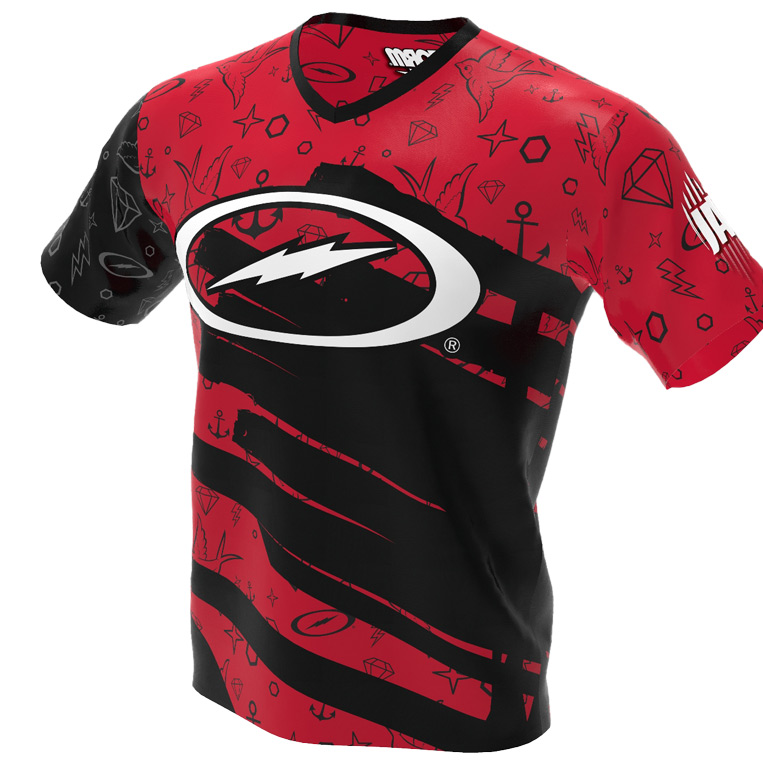 The Rebel - Storm Bowling Jersey