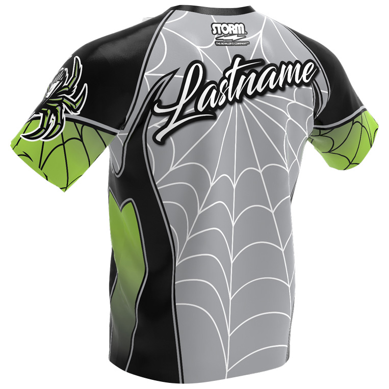 The Spider's Kiss - Storm Bowling Jersey