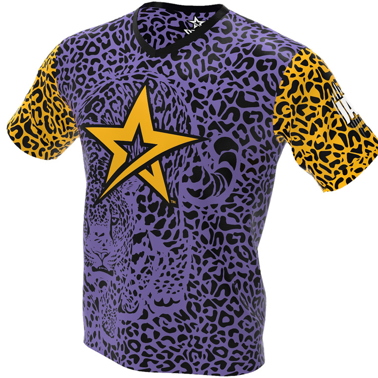 The Purrfect Print - Roto Grip Bowling Jersey