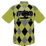 Argyle Approach - Custom Bowling Jersey