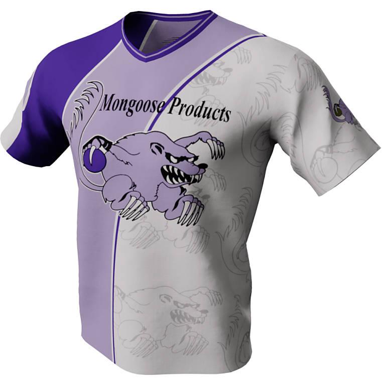 Tenacity - Mongoose Bowling Jersey