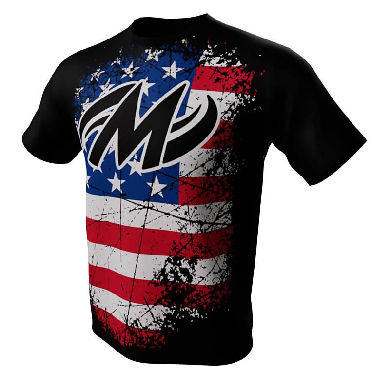 The American Dream - Motiv Bowling Jersey