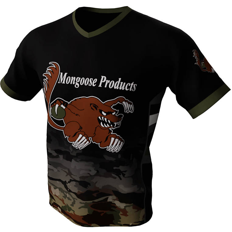The Commander - Mongoose Bowling Jersey