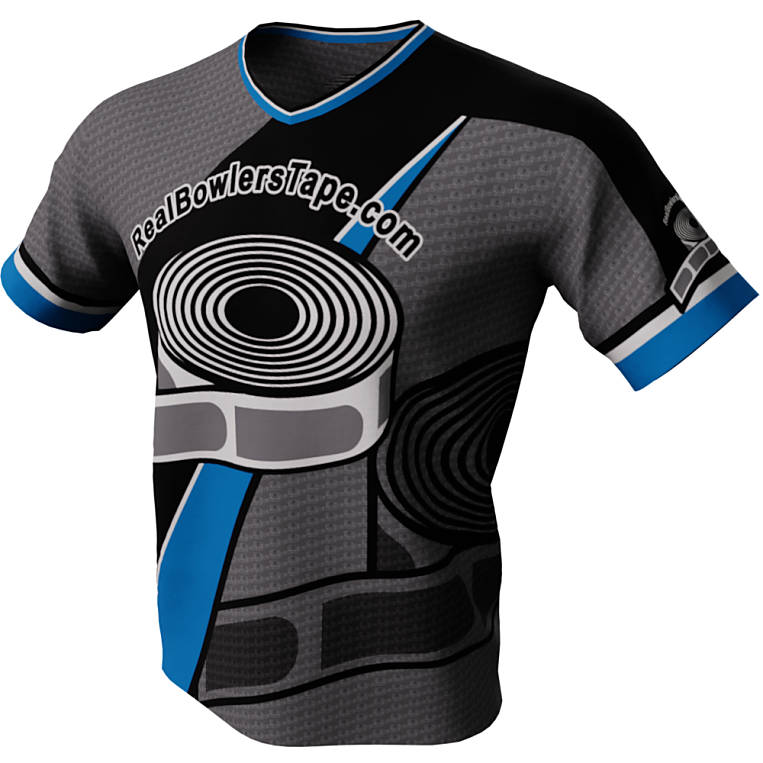 The Perfect Grip - Real Bowlers Tape Bowling Jersey