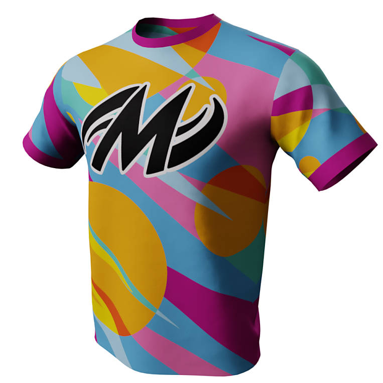 Totally Awesome - Motiv Bowling Jersey