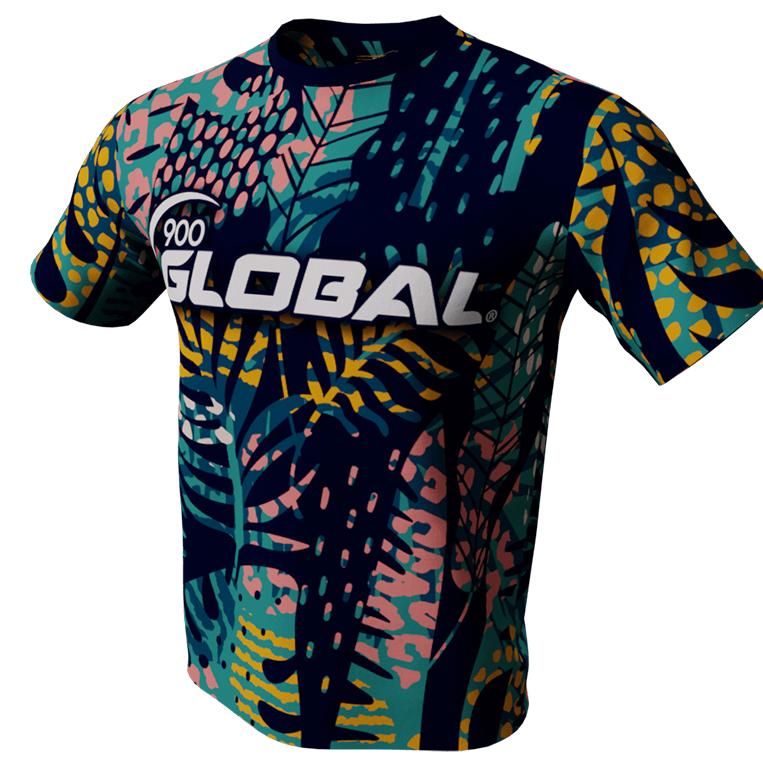 Tropical Heat - 900 Global Bowling Jersey