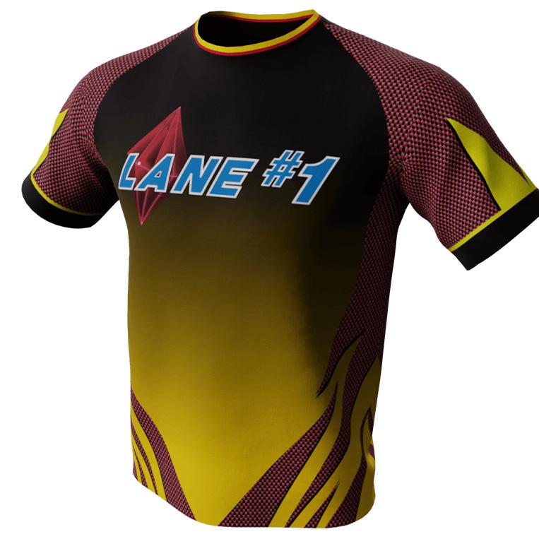 Winners Edge - Lane 1 Bowling Jersey