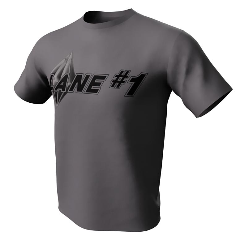 Lane 1 Bowling T-Shirt