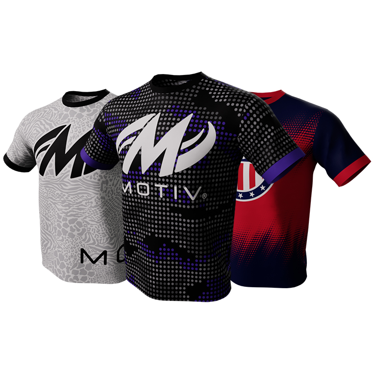 motiv bowling shirts