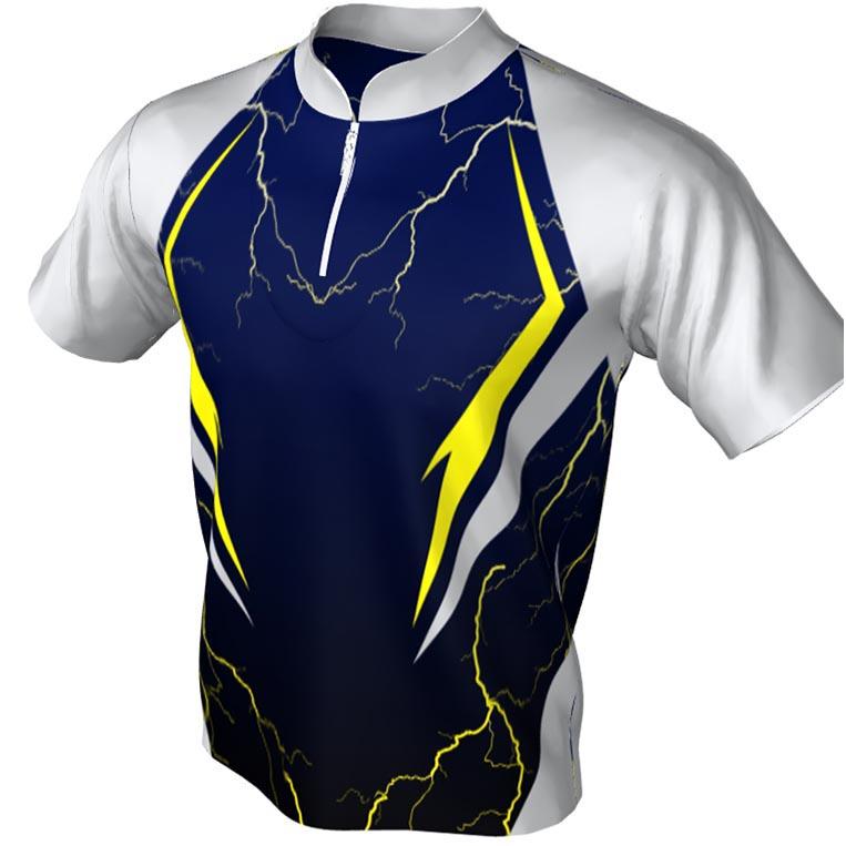 Ride The Lightning - Custom Bowling Jersey