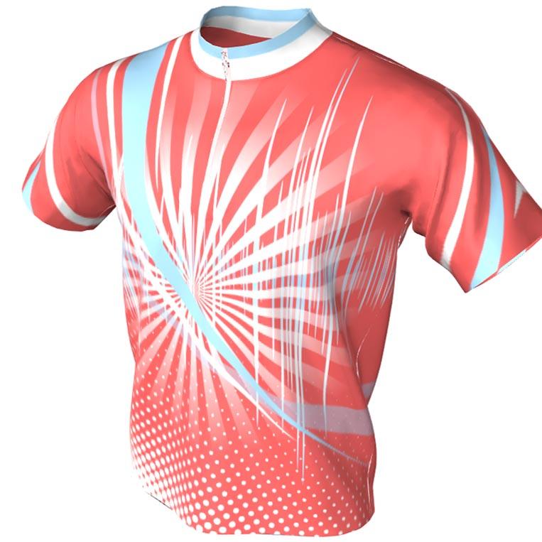 The Pulsar - Custom Bowling Jersey
